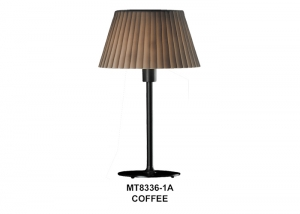 Светильник ДИК MT8336-1A black paint/coffee